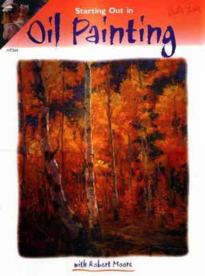 Oil & Acrylic: Oil 1 by Robert Moore