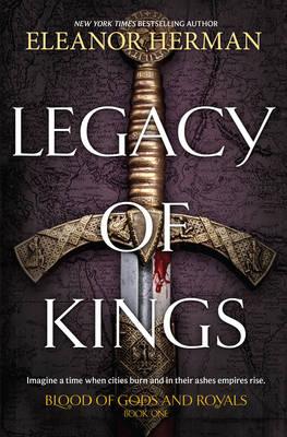LEGACY OF KINGS book