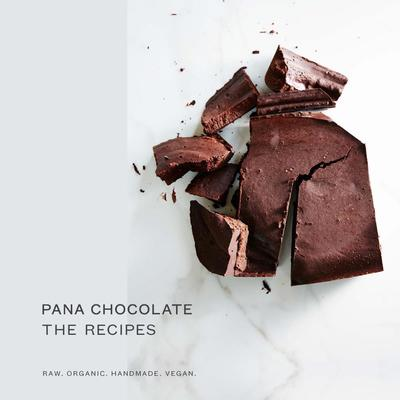 Pana Chocolate, The Recipes by Pana Barbounis