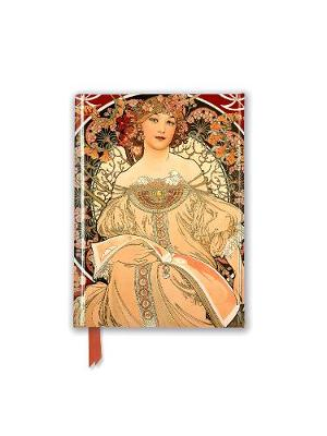 Mucha: Reverie (Foiled Pocket Journal) book