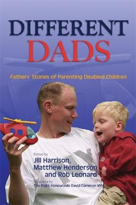 Different Dads by Jill Harrison