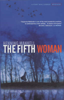 The The Fifth Woman by Henning Mankell