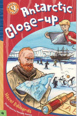 Antarctic Close-up book