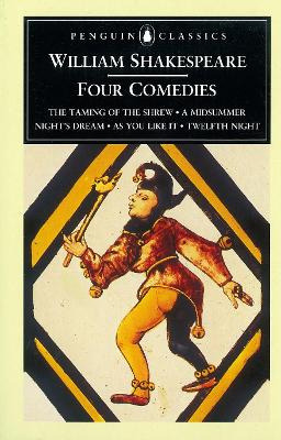 Four Comedies by Stanley Wells