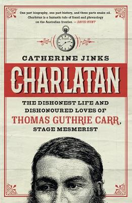 Charlatan by Catherine Jinks