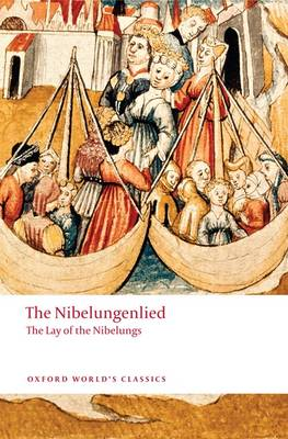 The Nibelungenlied by Cyril Edwards