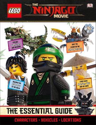THE LEGO (R) NINJAGO (R) Movie (TM) The Essential Guide by DK