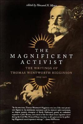 The Magnificent Activist by Howard Meyer