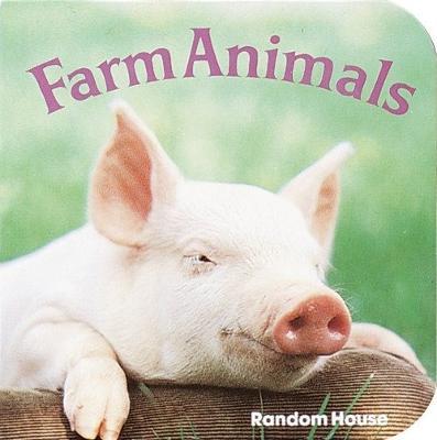 Farm animals-chunky by Phoebe Dunn