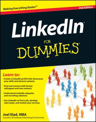 LinkedIn for Dummies by Joel Elad