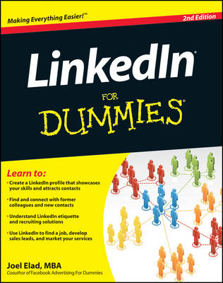 LinkedIn for Dummies by Joel Elad