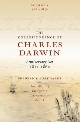 The Correspondence of Charles Darwin: The Correspondence of Charles Darwin 8 Volume Paperback Set: 1821-1860 by Frederick H. Burkhardt