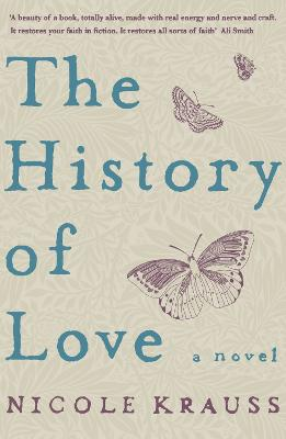 History of Love book
