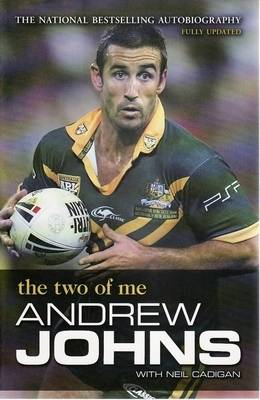 Andrew Johns book
