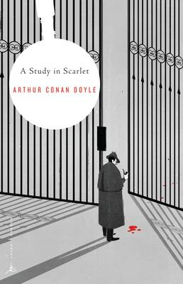 Study In Scarlet, A book