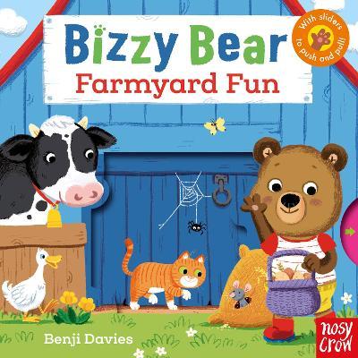 Bizzy Bear: Farmyard Fun by Nosy Crow