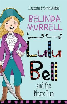 Lulu Bell and the Pirate Fun book