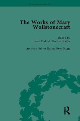 The Works of Mary Wollstonecraft Vol 5 by Marilyn Butler