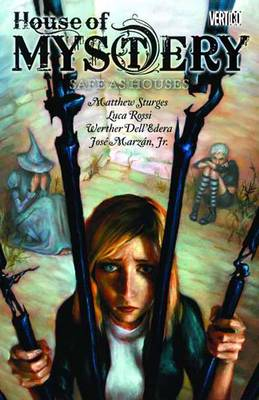 House Of Mystery TP Vol 06 Safe As Houses book