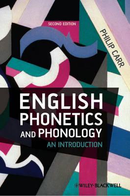 English Phonetics and Phonology book