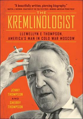 The Kremlinologist by Jenny Thompson