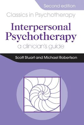 Interpersonal Psychotherapy book