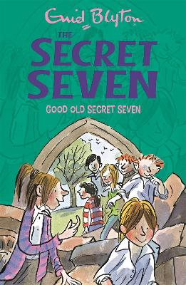 Secret Seven: Good Old Secret Seven by Enid Blyton