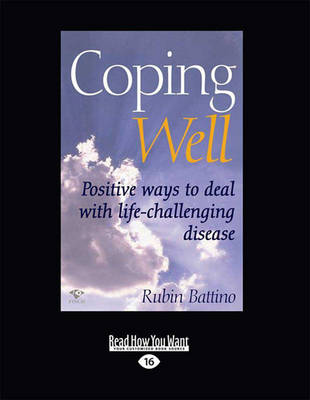Coping Well by Rubin Battino