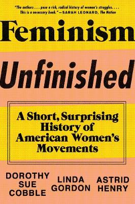 Feminism Unfinished by Dorothy Sue Cobble