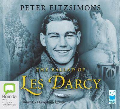 Ballad Of Les Darcy book