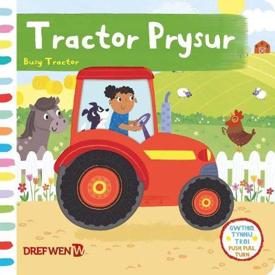 Tractor Prysur / Busy Tractor by Samantha Meredith