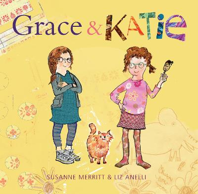 Grace and Katie book