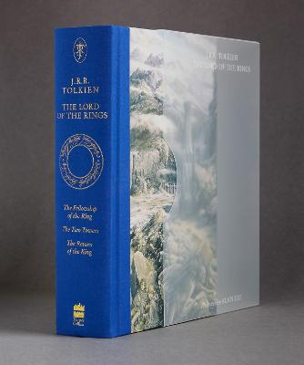 Lord of the Rings book