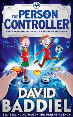 Person Controller book