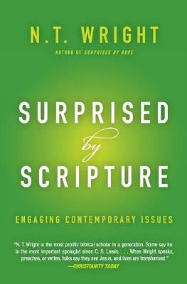 Surprised by Scripture by N. T. Wright