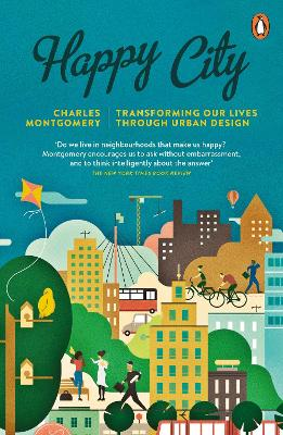 Happy City by Charles Montgomery
