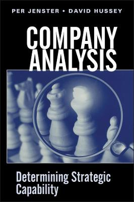 Company Analysis by Per V. Jenster