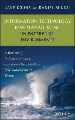 Information Technology Risk Management in Enterprise Environments by Daniel Minoli