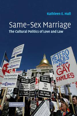 Same-Sex Marriage book