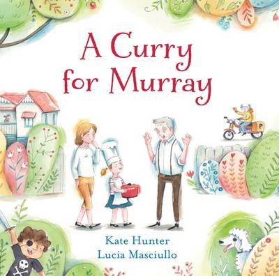 Curry For Murray book