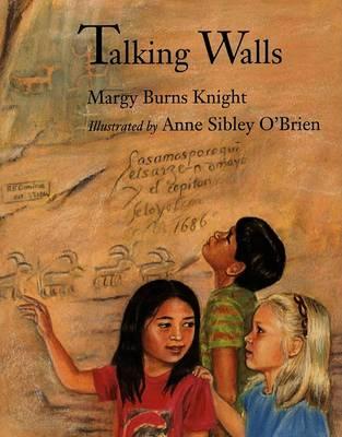 Talking Walls by Margy Burns Knight