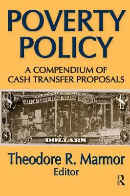 Poverty Policy by Theodore R. Marmor
