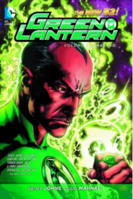 Green Lantern HC Vol 01 Sinestro by Doug Mahnke