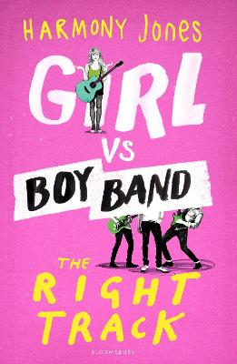 Girl vs. Boy Band by Harmony Jones