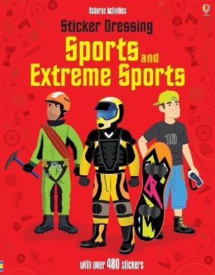 Sticker Dressing Sports & Extreme Sports book
