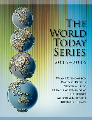 World Today 2015-2016 by Francis Wiafe-Amoako