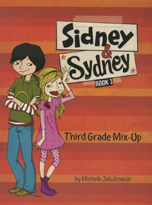 Third Grade Mix-Up by ,Michele Jakubowski