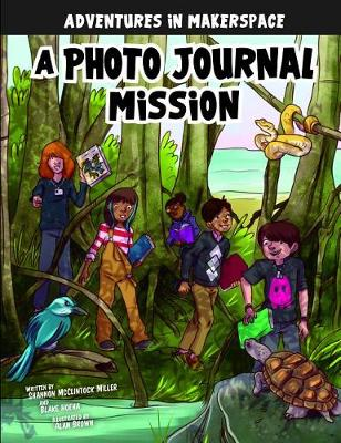 A Photo Journal Mission book
