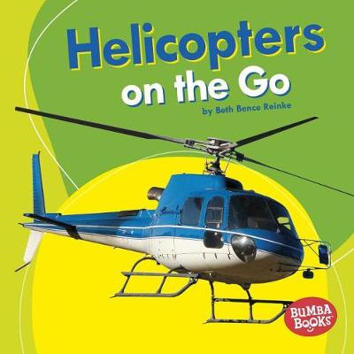 Helicopters on the Go book