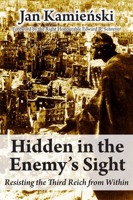 Hidden in the Enemy's Sight book